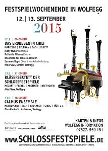 Schlossfestspiele - Festspielwochenende in Wolfegg