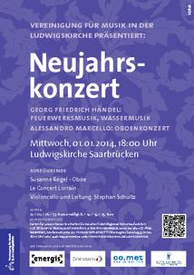 Neujahrskonzert Concerto Köln